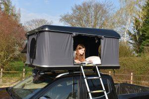 tente de toit Nomad'up couchage