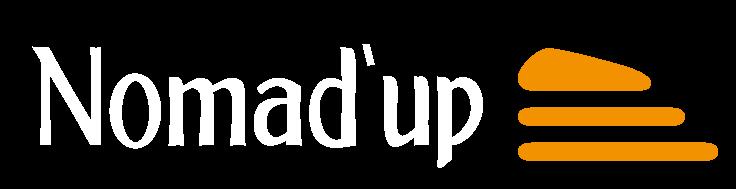 logo nomadup tente de toit
