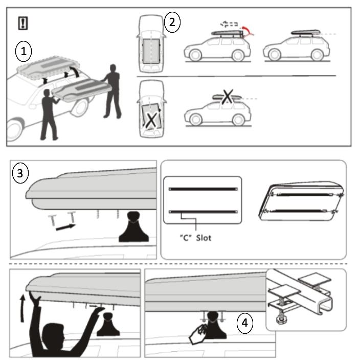 tente de toit nomadup instructions montage