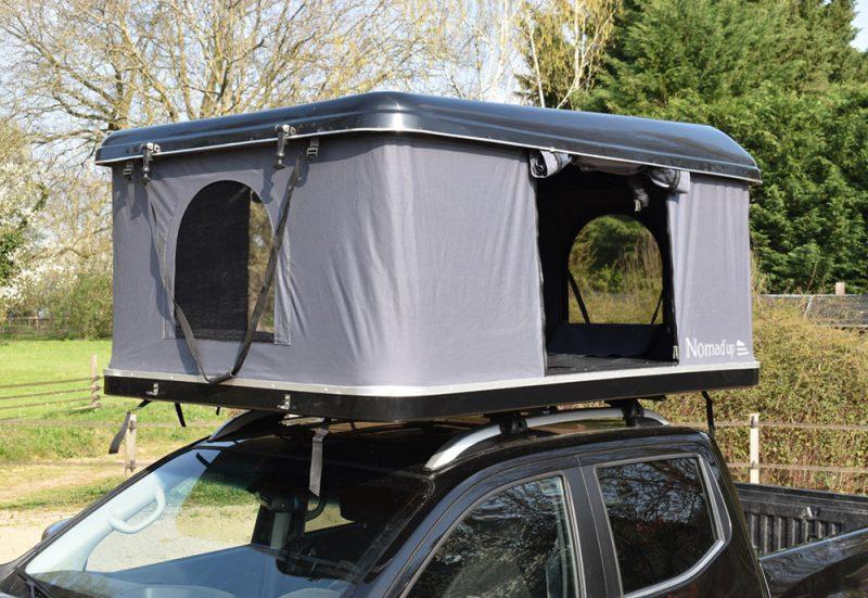 tente de toit Nomad'up